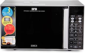 IFB 23SC3 23 L Convection Microwave Oven (Metallic Silver)