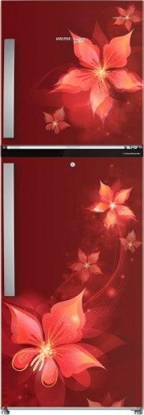 Voltas 250 L Frost Free Double Door 2 Star Refrigerator (RFF2753EREF)