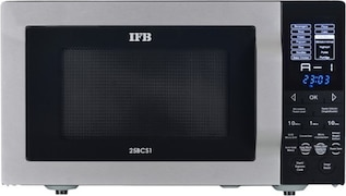 IFB 25BCS1 25 L Convection Microwave Oven (Black)