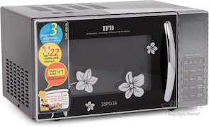 IFB 25PG3B 25 L Grill Microwave Oven (Black)