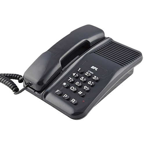 BPL 2790N Corded Landline Phone (Black)