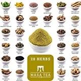 Masa Tea 28 Herbs Herbal Tea (80GM)
