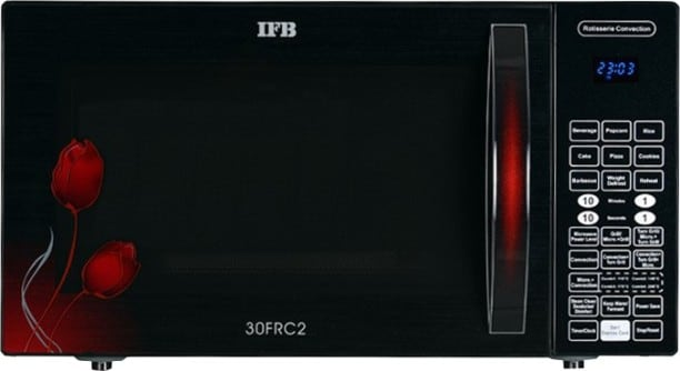 IFB 30FRC2 30 L Convection Microwave Oven (Black)