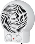 Usha 3620 Fan Room Heater (White)
