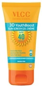 VLCC 3D Youth Boost Sun Screen Gel Cream (Pack of 2)