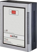 Activa 4 KVA Digital AC Voltage Stabilizer (Silver)