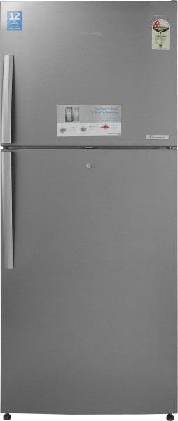 Voltas 432 L Frost Free Double Door 2 Star Refrigerator (RFF463IF)