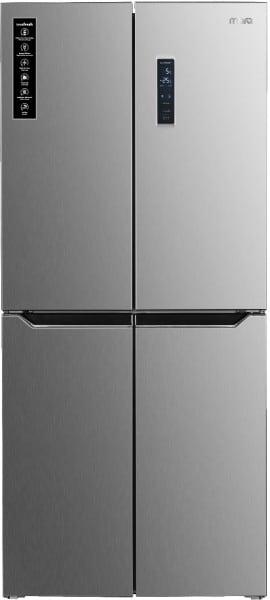 MarQ by Flipkart 472 L Frost Free Side by Side 2 Star Refrigerator (472GFDMQS)