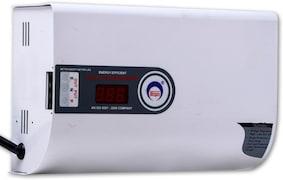 Simon 5 Kva Digital Voltage Stabilizer (White)