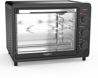 Whirlpool 50042 30 L Oven Toaster Grill (Black)