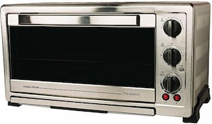 Morphy Richards 60RCSS 60 L Oven Toaster Grill (Silver)