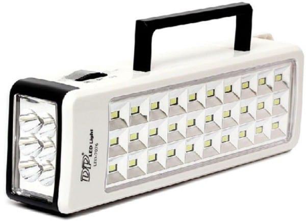 DP Gold 7076 Emergency Light (White)
