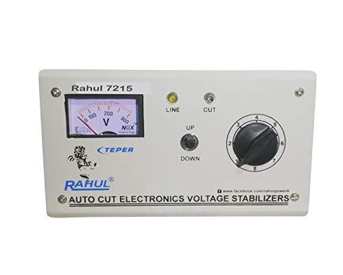 Rahul 7215 C Autocut Voltage Stabilizer (Copper)