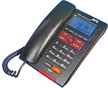 BPL 8802 Corded Landline Phone (Black)