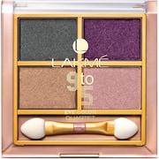 Lakme 9 To 5 Eye Color Quartet Eye Shadow (7GM)