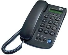BPL 9027 Corded Landline Phone (Black)
