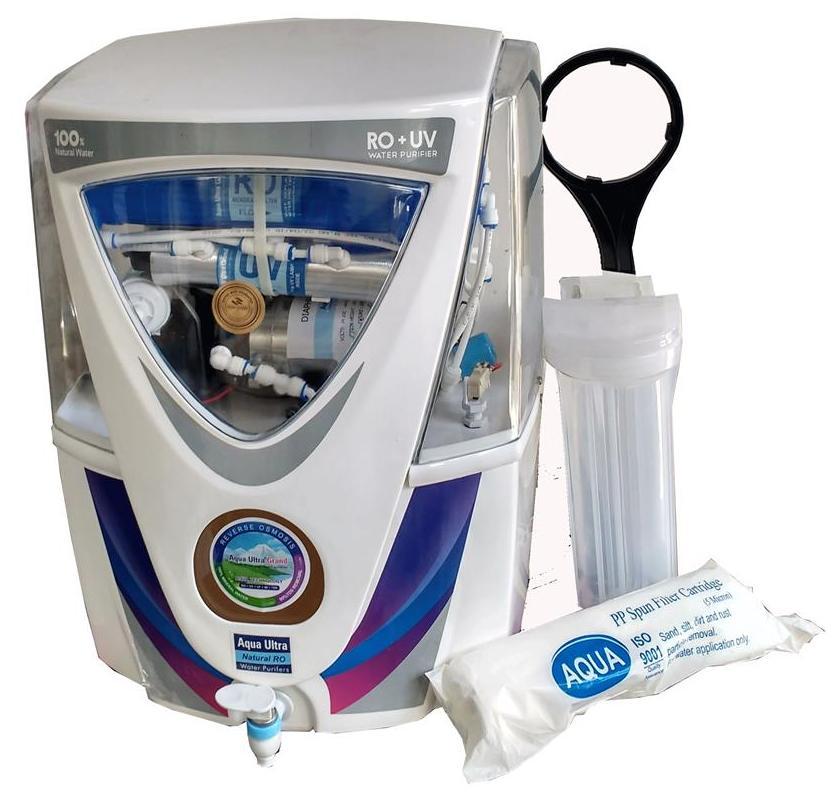 Aqua Ultra A1012 17L RO+UV+UF Water Purifier (Multicolor)
