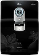 LG A2E Plus WW180EP 8L RO+UV+UF Water Purifier (Black)