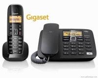 Gigaset A590 Corded Landline Phone (Black)