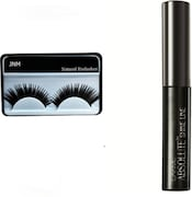 Lakme Absolute Shine Liquid Eye Liner (Black, 5ML, Pack of 2)