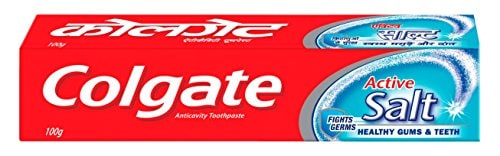 Colgate Active Salt Toothpaste (100GM)
