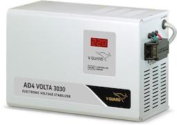 V-Guard AD4 Volta 3030 Voltage Stabilizer (Grey)