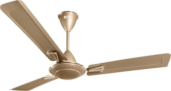 Orient Adonis Ceiling Fan (Gold)