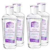 Boroplus Advanced Anti Germ Alcohol Based Neen & Tulsi Hand Sanitizer (50ML, Pack of 4)