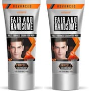 Emami Advanced Fair And Handsome No.1 Fairness Cream For Men (60GM, Pack of 2)