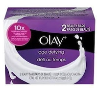 Olay Age Defying Beauty Bars Soap (113GM, Pack of 2)