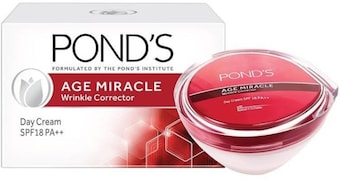 Ponds Age Miracle Wrinkle Corrector Day Cream SPF18 (35GM)