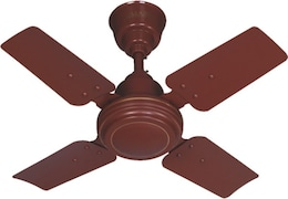 Marc Airmill Ceiling Fan (Brown)