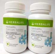 Herbalife Calcium XtraCal Tablets (60 Tablets, Pack of 2)