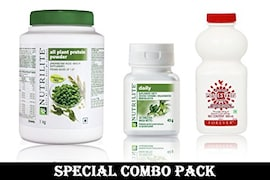 Amway All Plant Nutrilite Protein Powder