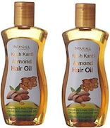 Patanjali Almond Hair Oil (100ML Pack of 2)