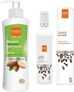 VLCC Almond Nourishing Body Lotion (Pack of 2)