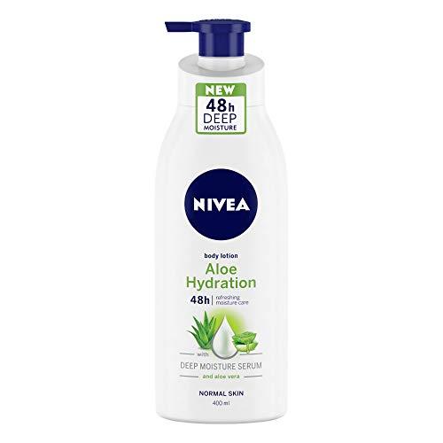 Nivea Aloe Hydration Body Lotion (400ML)