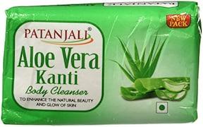 Patanjali Aloe Vera Kanti Cleanser (150GM)