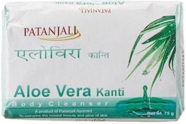 Patanjali Aloe Vera Kanti Cleanser (75GM)