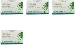 Patanjali Aloe Vera Kanti Cleanser (150GM, Pack of 4)