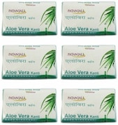 Patanjali Aloe Vera Kanti Cleanser (150GM, Pack of 6)