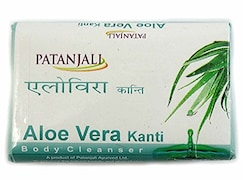 Patanjali Aloe Vera Kanti Cleanser (150GM, Pack of 5)