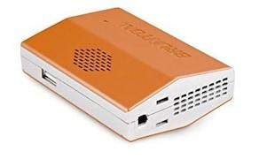 Brunton AMATEA011748 Solar Power Inverter (Orange)