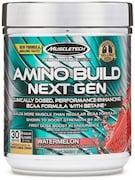 MuscleTech Amino Build Next Gen Dietary Supplements (Watermelon, 276GM)