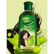 Dabur Amla Hair Oil (500ML, Pack of 4)