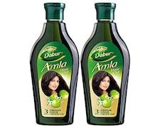 Dabur Amla Hair Oil (275ML, Pack of 2)