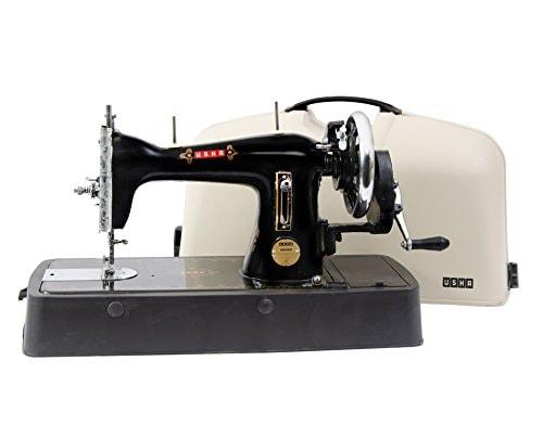 Usha Anand Manual Sewing Machine (Black)
