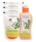 Patanjali Anti Becterial Herbal Hand Wash (250ML)