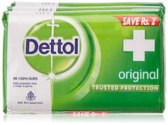 Dettol Anti-Bekteri Original Soap (75GM)