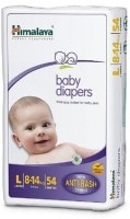 Himalaya Anti-Rash Baby Diapers (54 PCS, L)